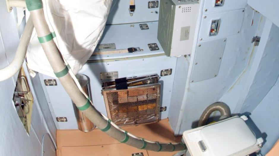 Raumfahrt: Aufatmen auf der ISS: Kosmonauten reparieren