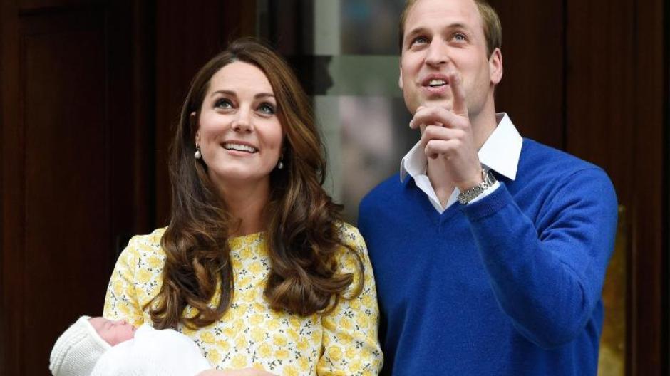 Royal Baby Ii Wie Heißt Die Prinzessin Name Könnte Am Dienstag