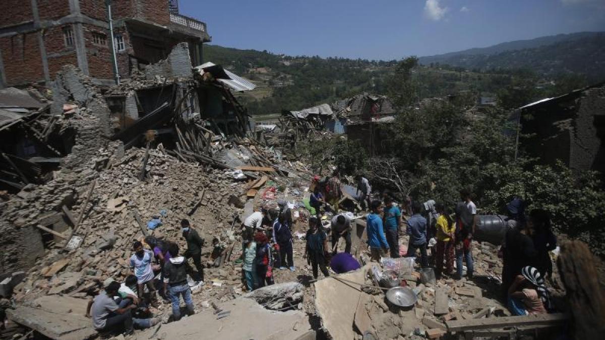 erdbeben in nepal bundesregierung best tigt tod von vier deutschen bei erdbeben in nepal. Black Bedroom Furniture Sets. Home Design Ideas