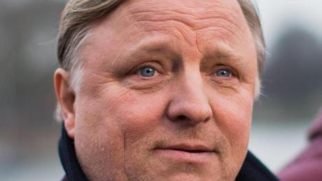 """Am 19. November ermittelt Axel Prahl wieder zusammen mit Jan Josef Liefers im Münster-""""Tatort""""."""