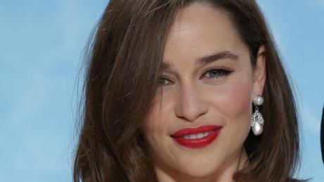 """Emilia Clarke bei der Europapremiere des Kinofilms """"Terminator - Genisys"""" in Berlin."""