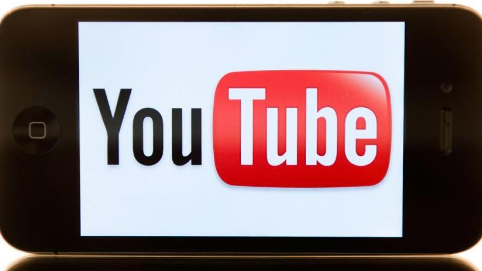 Dating-Website-Anzeigen auf youtube