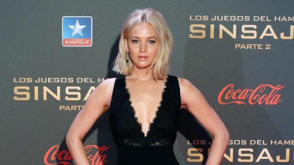Tribute von Panem: Jennifer Lawrence: Ihr Leben gleicht einem ...
