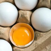 Backen, kochen, braten, färben - mit einem Ei lässt sich viel anstellen.