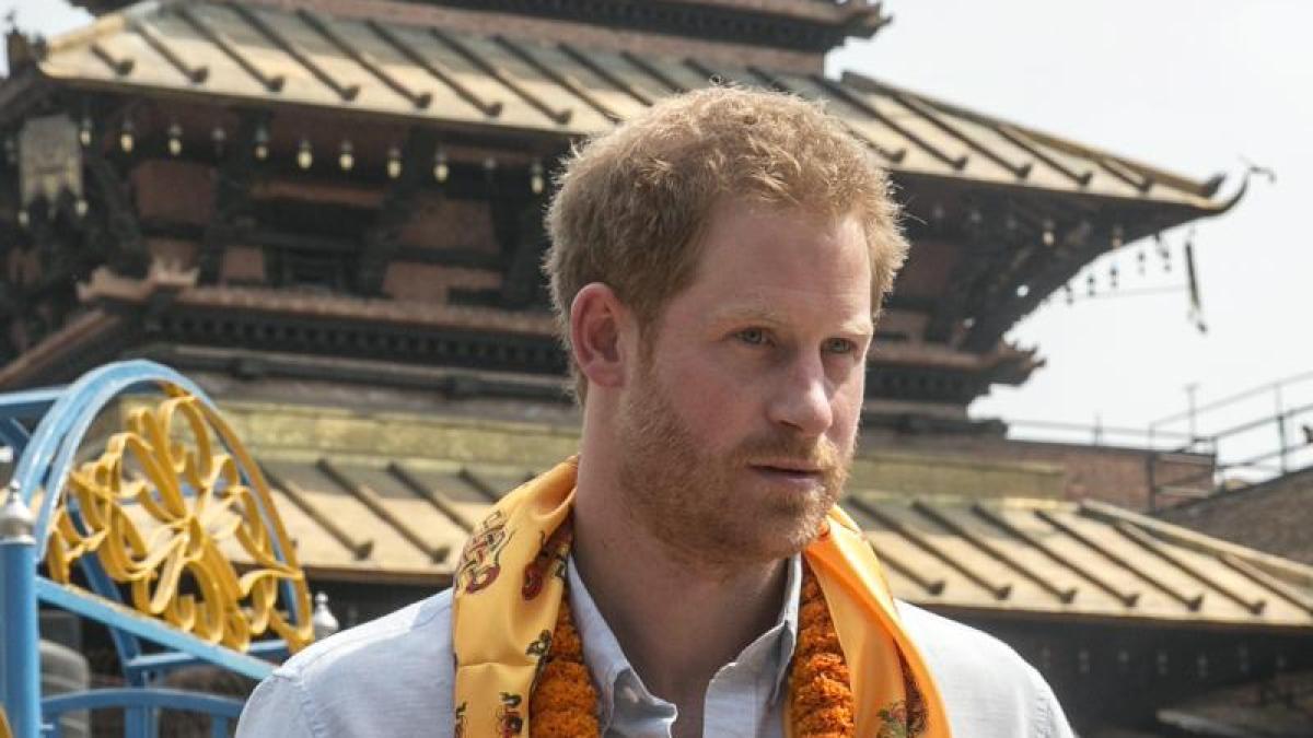 royals prinz harry besucht erdbebengebiete in nepal promis kurioses tv augsburger allgemeine. Black Bedroom Furniture Sets. Home Design Ideas