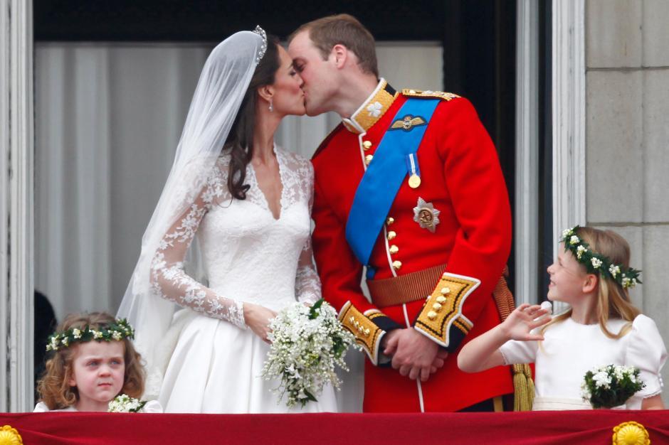 Bilder So Romantisch War Kate Und Williams Hochzeit Promis