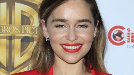 Emilia Clarke fand ihren Job in einem Callcenter deprimierend.