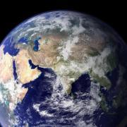 Die Forscher gehen davon aus, dass der Mini-Asteroid namens 2016 HO3 die Erde bereits seit 100 Jahren begleitet. Foto: NASA/Goddard Space Flight Center
