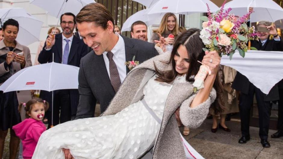 Hochzeit Rene Adler Und Lilli Hollunder Haben Zum Zweiten Mal