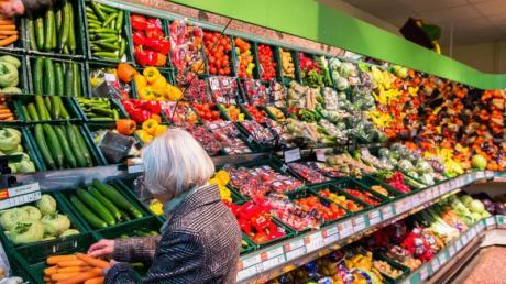 Supermärkte sind in diesem Jahr bei den Verbrauchern deutlich beliebter geworden. Foto: Jens Büttner/Symbolbild