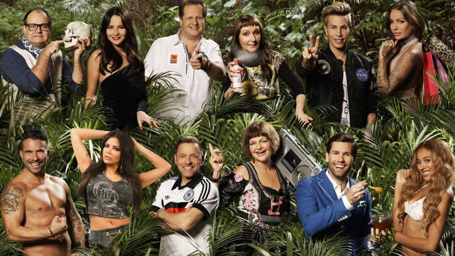 Dschungelcamp 2017 Die Kandidaten Die Regeln