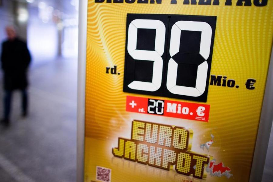 eurojackpot annahmeschluss thüringen