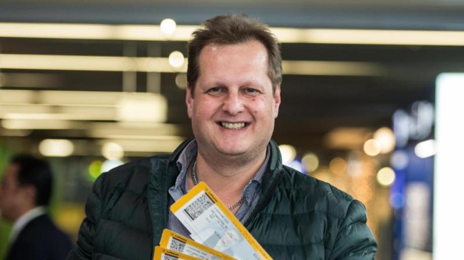 Malle Jens Ist Tot Jens Buchner Mit 49 Jahren An