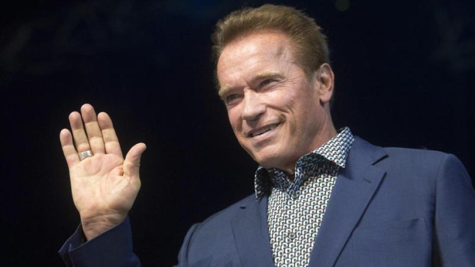 arnold schwarzenegger findet deutliche worte foto szilard koszticsakmti - Arnold Schwarzenegger Lebenslauf