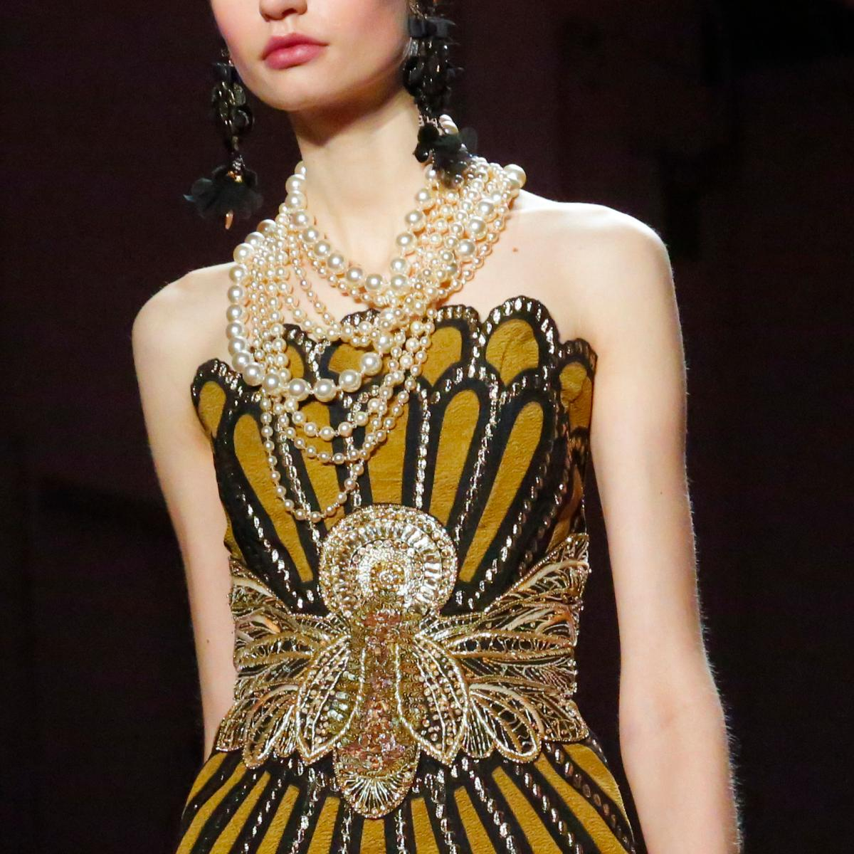 Zeitreise durch die Mode: Höhepunkte der Fashion Week in New York ...