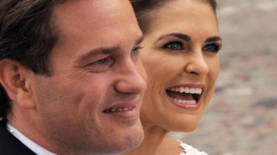 Schweden Prinzessin Madeleine Verkündet Auf Facebook Ihre Dritte