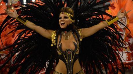 Viele Fragezeichen beim Karneval in Rio.