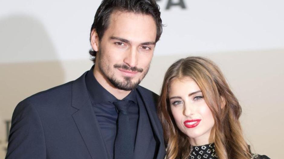 Fc Bayern Star Mats Und Cathy Hummels Haben Einen Sohn Bekommen