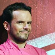 Steffen Henssler bereitet sich akribisch vor. Foto: Henning Kaiser