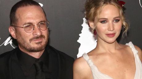 Ende einer Beziehung:DarrenAronofsky und Jennifer Lawrence.