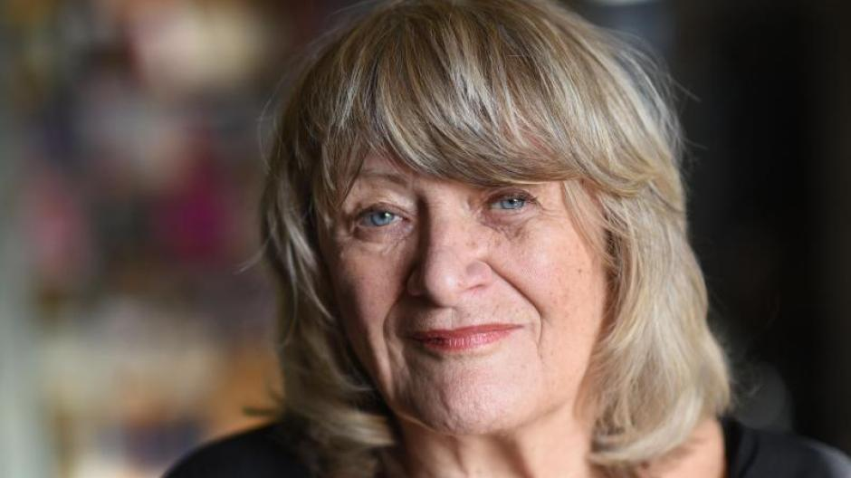 Mit 75 Jahren Alice Schwarzer Hat Geheiratet Augsburger Allgemeine