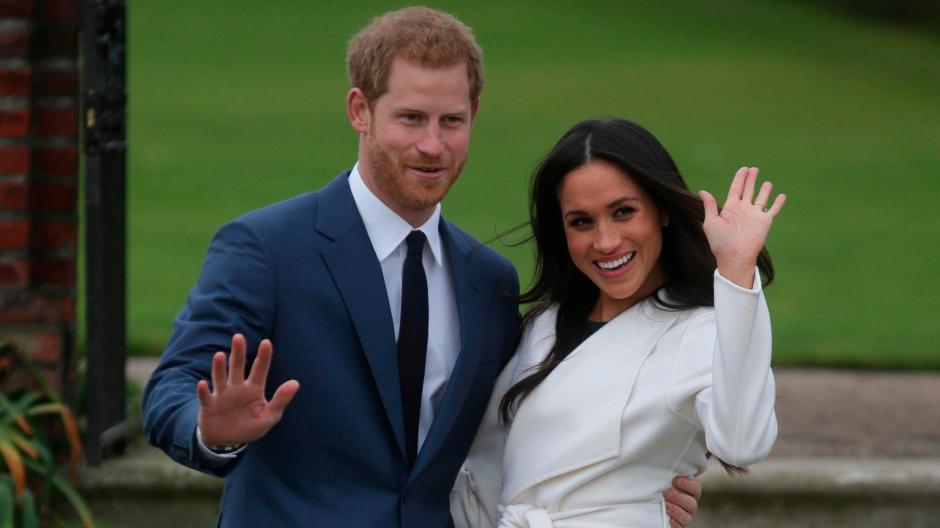 2b8218e79c9a67 Als Meghan Markle Ja zu Prinz Harrys Antrag sagte, verabschiedete sie sich  gleichzeitig von ihrem alten Leben.