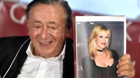Richard «Mörtel« Lugner hat Melanie Griffith zum Opernball eingeladen. Foto: Herbert Pfarrhofer