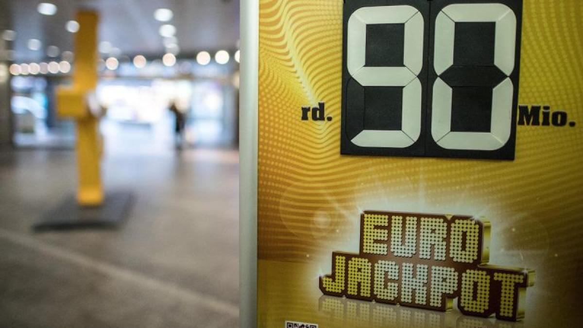 Eurojackpot 01.06.18