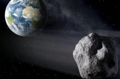 Doppel-Asteroid fliegt heute Nacht an der Erde vorbei