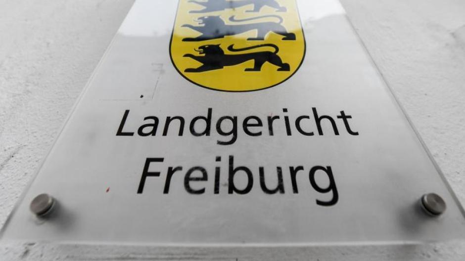 Vor dem Freiburger Landgericht hat ein Soldat den Missbrauch eines Kindes gestanden. Foto: Patrick Seeger