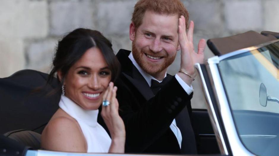 Royale Hochzeit Meghan Und Harry Auf Hochzeitsreise Geht Es Erst