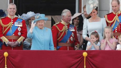 Der Fernsehsender HBO plant eine Zeichentrickserie über die britische Königsfamilie.