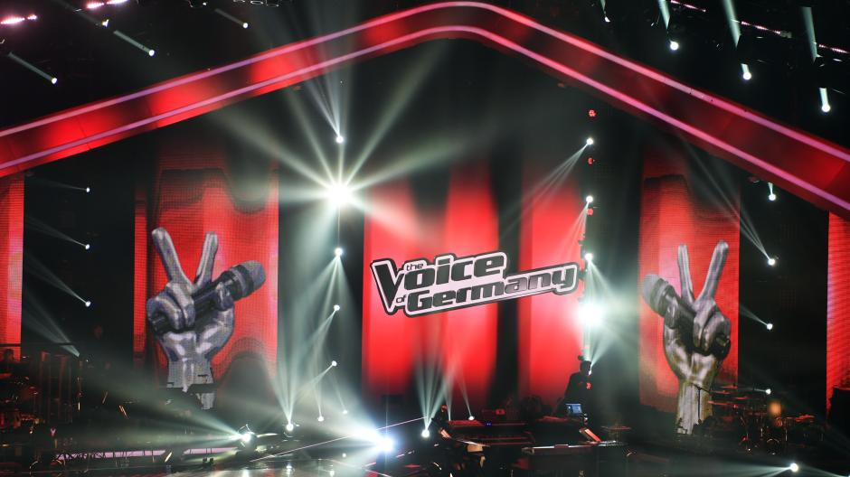 THE VOICE OF GERMANY TELEFONNUMMER