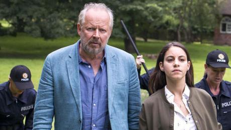 Am Sonntag zum ersten Mal gemeinsam auf dem Bildschirm: Klaus Borowski (Axel Milberg) und Mila Sahin (Almila Bagriacik) im Kieler Tatort.