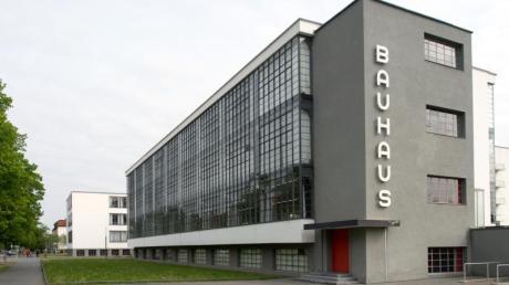 Das Bauhaus Dessau:Die weltberühmte Architektur- und Designschule feiert 2019 ihr 100-jähriges Bestehen. Foto:Klaus-Dietmar Gabbert