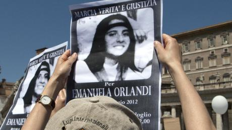 Das Schicksal der vor 37 Jahren verschwundenen Emanuela Orlandi bewegt viele Menschen in Italien. Der Vatikan hat die Ermittlungen zum Verschwinden des Mädchens nun eingestellt.