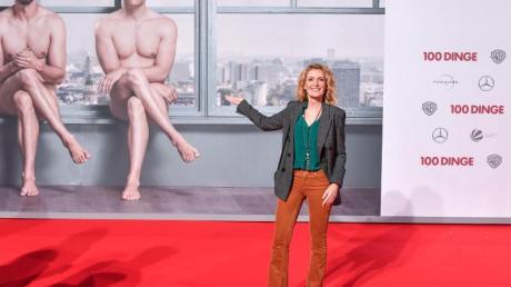 "Maria Furtwängler bei der Premiere des Films ""100 Dinge"" in Berlin."