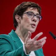 Annegret Kramp-Karrenbauer wurde zur neuen CDU-Vorsitzenden gewählt. Die Sondersendung über die neue Parteichefin erreichte 3,59 Millionen Zuschauer. Foto: Kay Nietfeld
