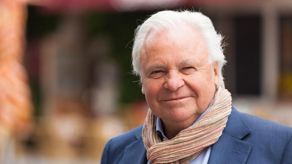 Interview Starkoch Witzigmann Verrät Das Geheimnis Guter Küche