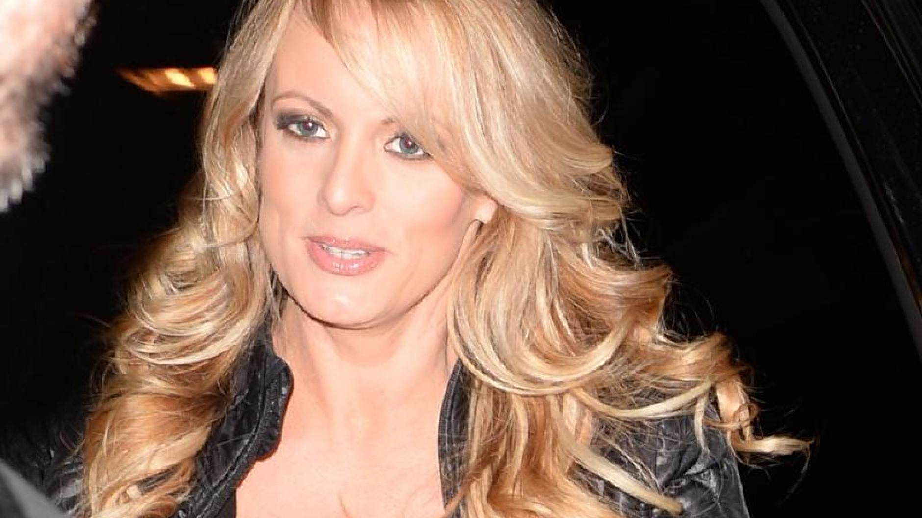 Lasziv: Stormy Daniels über ihre Playboy-Fotos