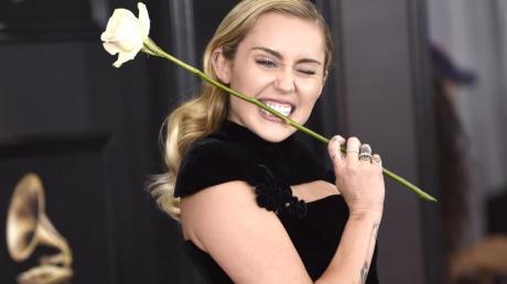 Miley Cyrus bezieht Stellung.