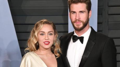 Miley Cyrus und Liam Hemsworth kennen sich seit zehn Jahren.