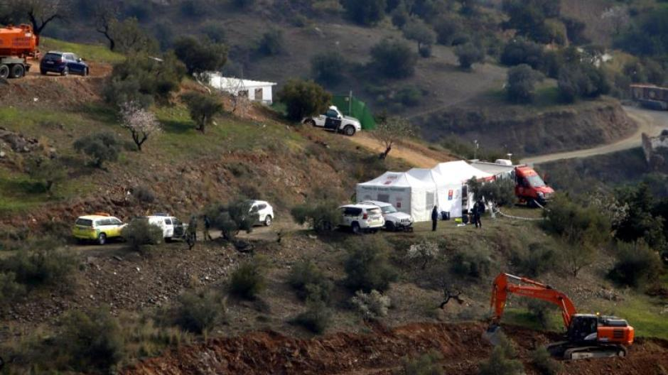 Málaga Vater Von Julen Widerspricht Zweiflern Sohn Stürzte In Den