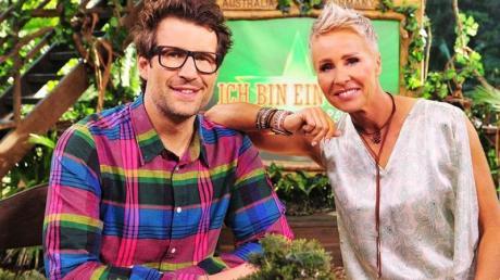 """Die Moderatoren beim Dschungelcamp 2020: Sonja Zietlow und Daniel Hartwich sind bei """"Ich bin ein Star - Holt mich hier raus!"""" wieder dabei."""