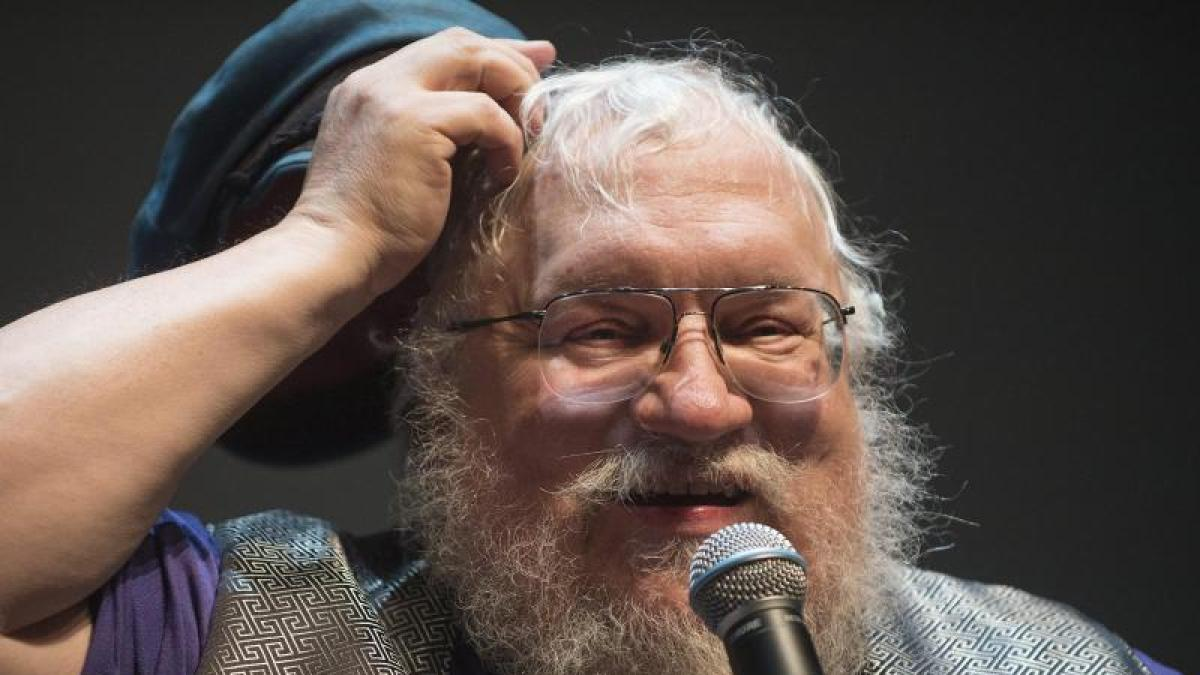 Got News George R R Martin Alternatives Ende Für Got In