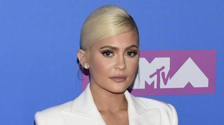 Kylie Jenner bei den MTV Video Music Awards 2018 in New York.