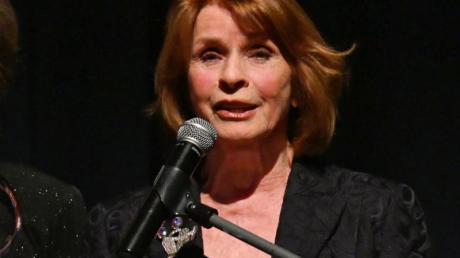 """Senta Berger bei der Verleihung des """"Steiger Awards"""" in Essen."""