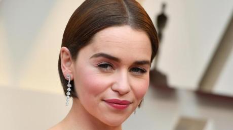 Emilia Clarke war lebensbedrohlich erkrankt.
