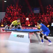 """""""Die 1. Headis Team-WM"""" ProSieben"""