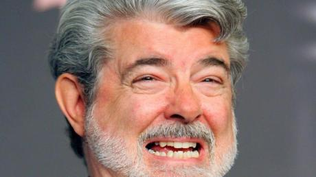George Lucas feiert seinen 75. Geburtstag. Foto: Soeren Stache